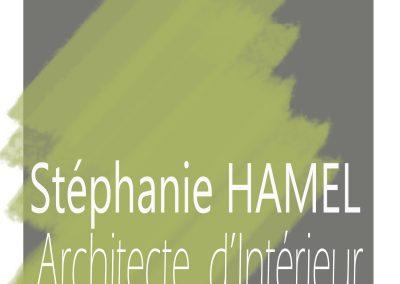 STÉPHANIE HAMEL – ARCHITECTE D'INTÉRIEUR