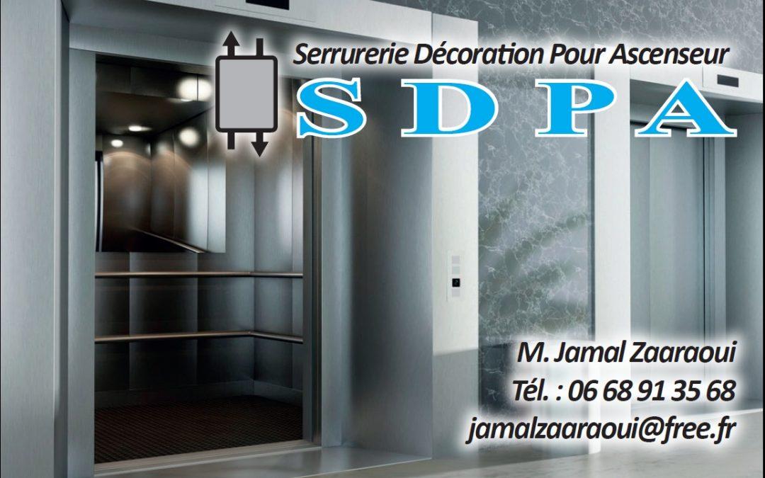 SDPA Ascenseurs